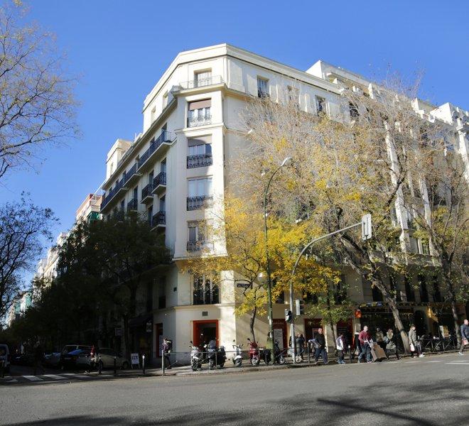 Foro Norte Oficinas Exterior Barrio de Salamanca